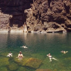 Conde Nast Traveller Wild Swimming