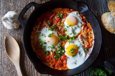 Shakshuka from Vermilion Roots